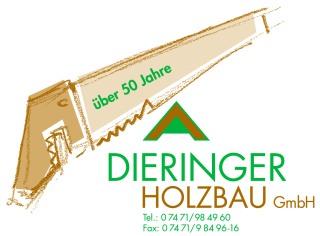 Logo Dieringer Holzbau